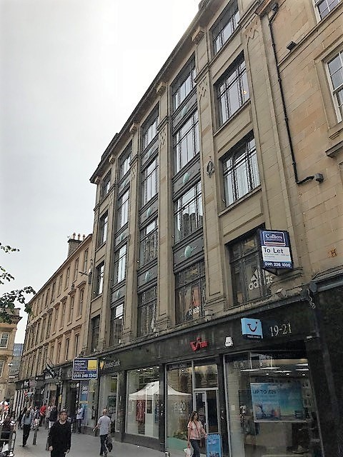 Retail and Leisure Properties to Let in Scotland